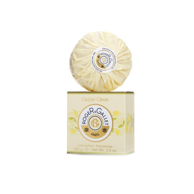 Savon Parfumé Cédrat Roger&Gallet 100g
