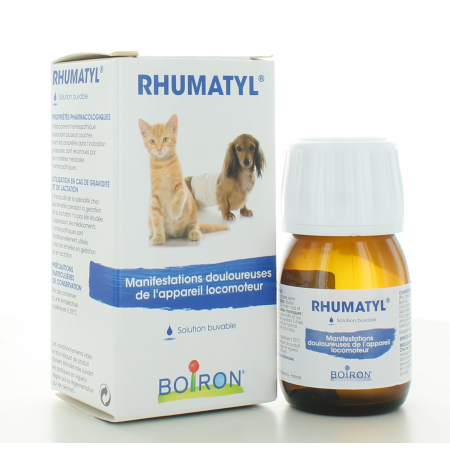 Rhumatyl Solution Buvable Boiron 30 ml