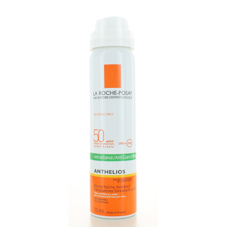 La Roche-Posay Anthelios Brume Fraîche Invisible SPF50 75ml