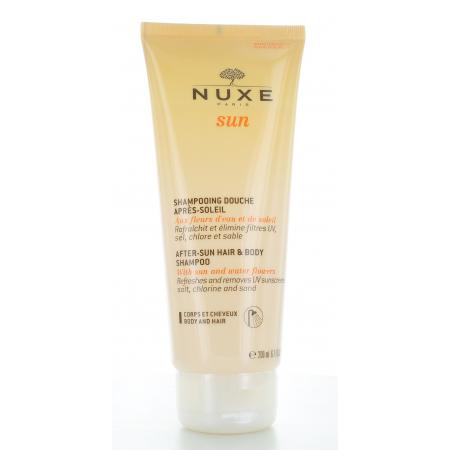 Nuxe Sun Shampooing Douche Après-soleil 200ml
