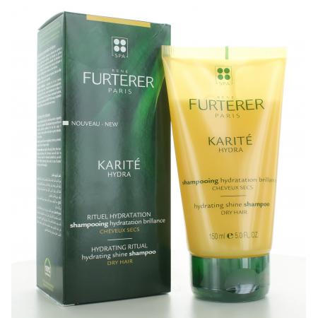 Shampooing Hydratation Brillance Karité Hydra 150 ml