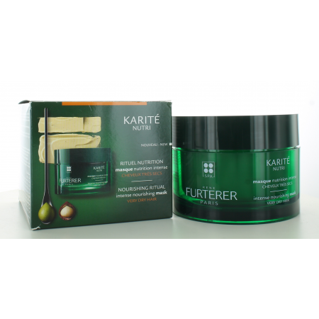 Masque Nutrition Intense Karité Nutri Furterer 200 ml