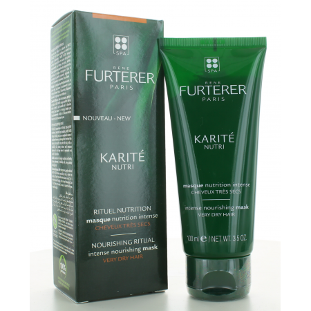 Masque Nutrition Intense Karité Nutri Furterer 100 ml