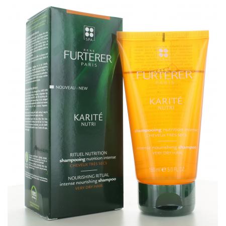 Shampooing Nutrition Intense Karité Nutri 150 ml