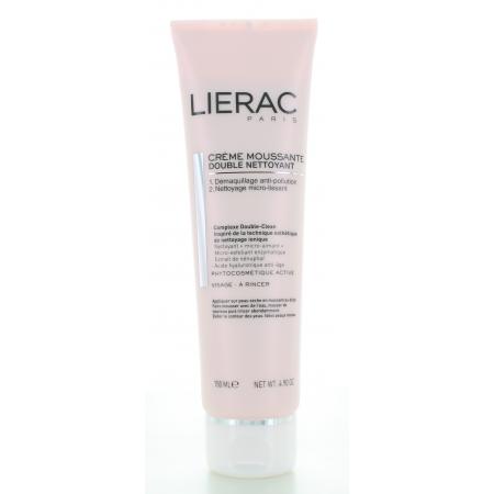 Lierac Crème Moussante Double Nettoyant 150ml