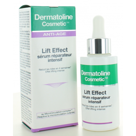 Sérum Réparateur Intensif Lift Effect Dermatoline Cosmetic 30 ml