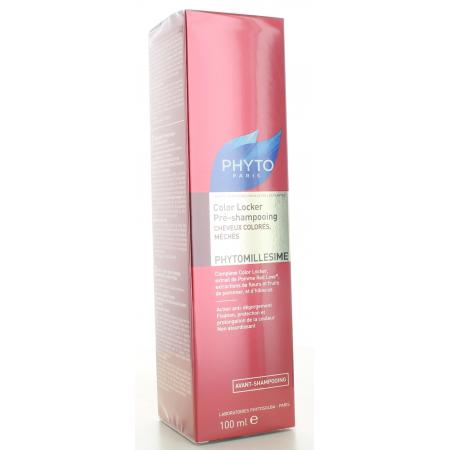 PhytoMillesime Color Locker Pré-shampooing 100ml