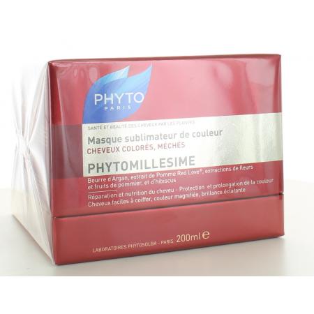 PhytoMillesime Masque Sublimateur 200ml