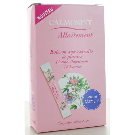 Calmosine Allaitement 14 dosettes
