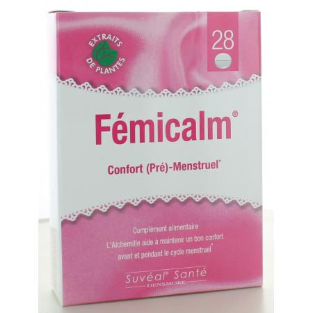 Fémicalm Confort (Pré)-Menstruel 28 comprimés