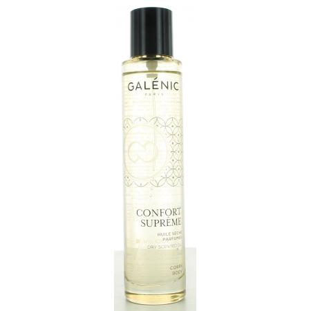 Huile Sèche Parfumée Confort Suprême Galénic 100 ml