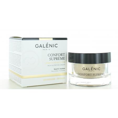 Crème Riche Nutritive Confort Suprême Galénic 50 ml