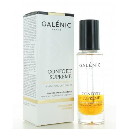 Sérum Duo Revitalisant Confort Suprême Galénic 30 ml