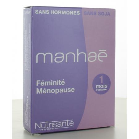 Manhaé Féminité Ménopause 30 capsules