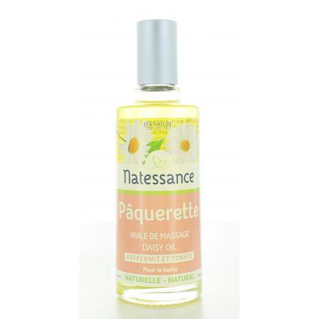 Huile de Massage Pâquerette Natessance 50 ml