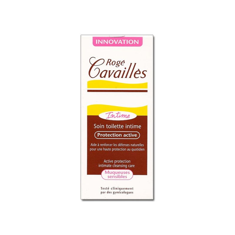 CAVAILLES SOIN INTIME PROTECTION 200ML