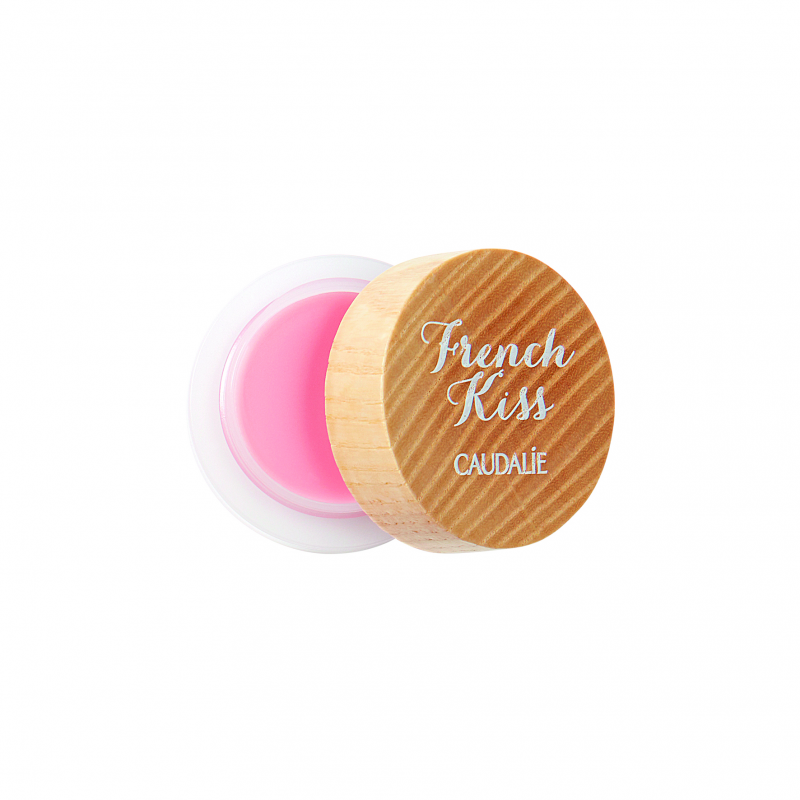 Caudalie French Kiss Baume Lèvres Innocence 7.5g