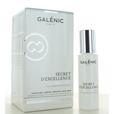 Sérum Secret d'Excellence Galénic 30 ml