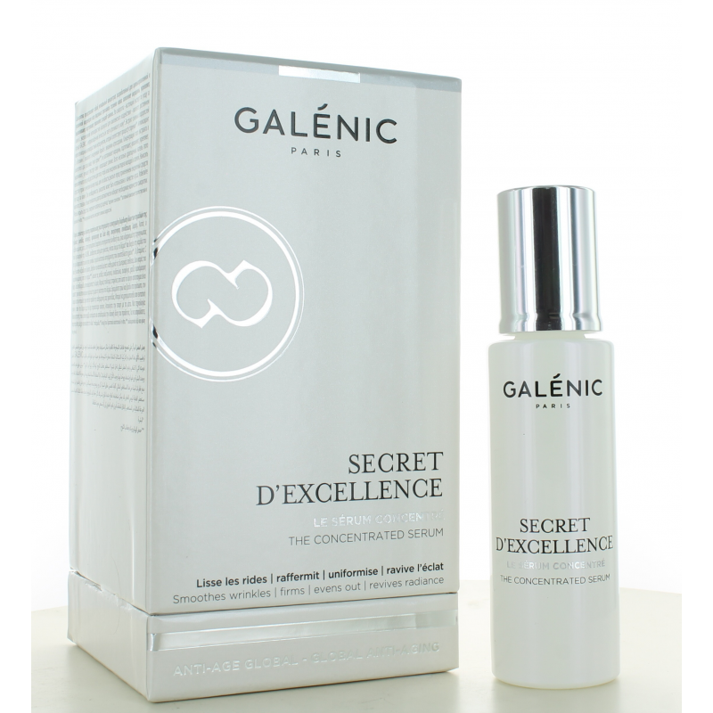 Galénic Secret d'Excellence Sérum 30ml