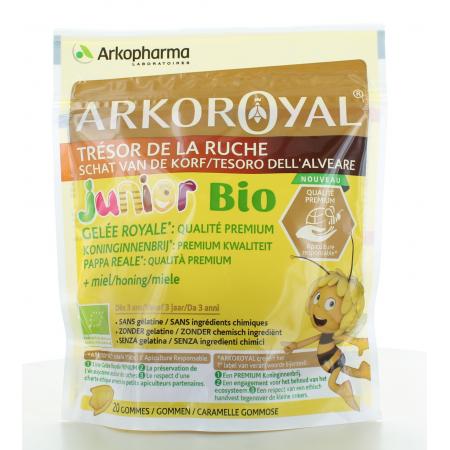 Trésor de la Ruche Junior Bio Arkopharma 20 gommes