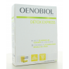 Oenobiol Détox Express Citron et Gingembre 10 sticks