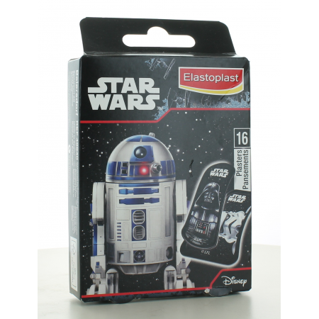 Elastoplast Star Wars 16 pansements