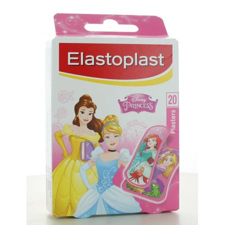 Elastoplast Disney Princess 20 pansements