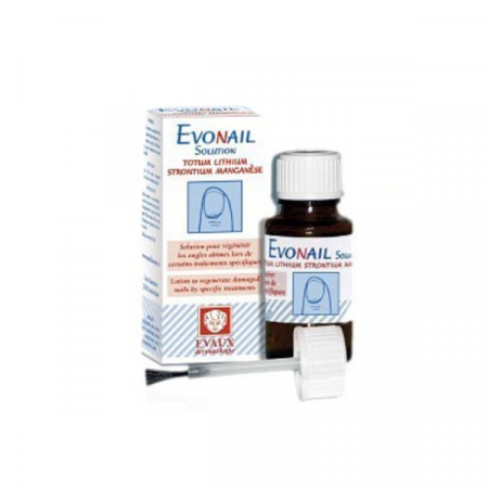 EVONAIL SOLUTION ONGLES FLACON 15 ml