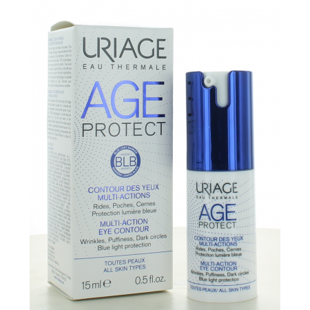 Contour Des Yeux Multi-actions Age Protect Uriage 40 ml
