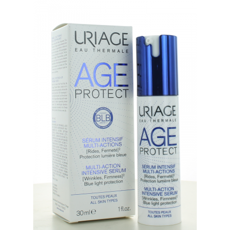 Sérum Intensif Multi-actions Age Protect Uriage 30 ml