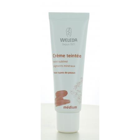 Crème Teintée Médium Weleda 30 ml