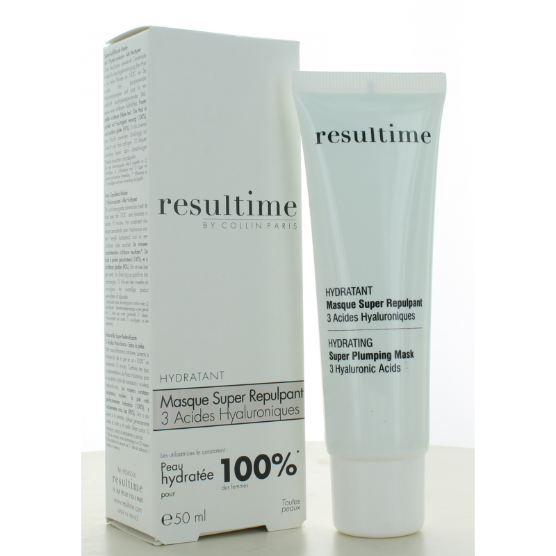 Resultime Masque Super Repulpant 50ml