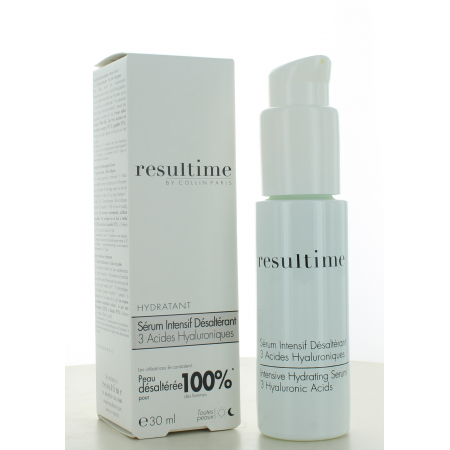 Resultime Sérum Intensif Désaltérant 30ml
