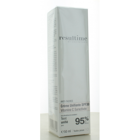 Crème Unifiante SPF30 Resultime 50 ml