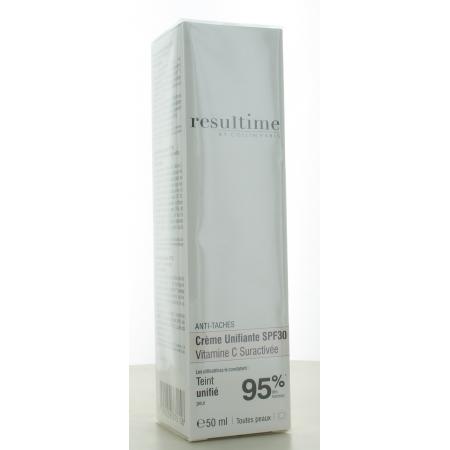 Resultime Crème Unifiante SPF30 50ml