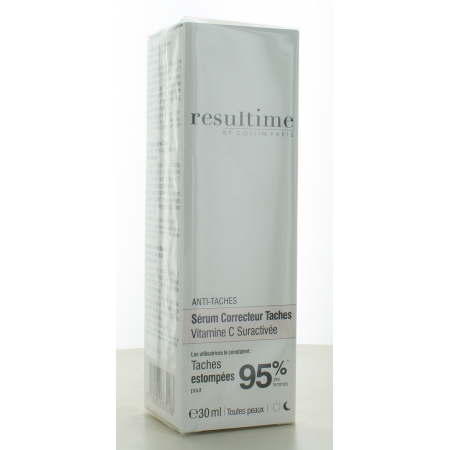 Resultime Sérum Correcteur Taches 30ml
