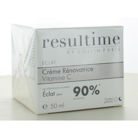 Resultime Crème Rénovatrice 50ml