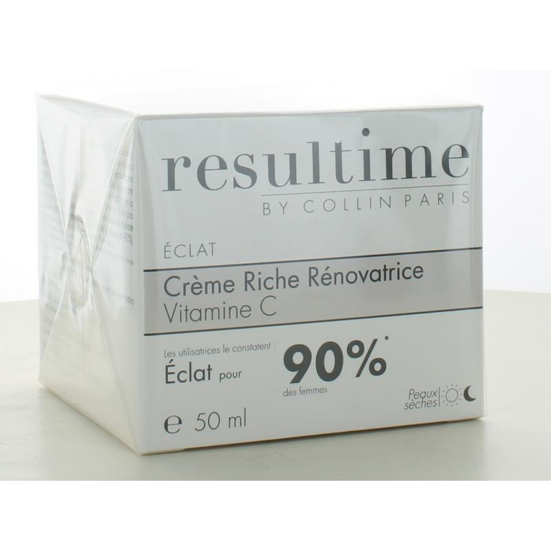 Resultime Crème Riche Rénovatrice 50ml