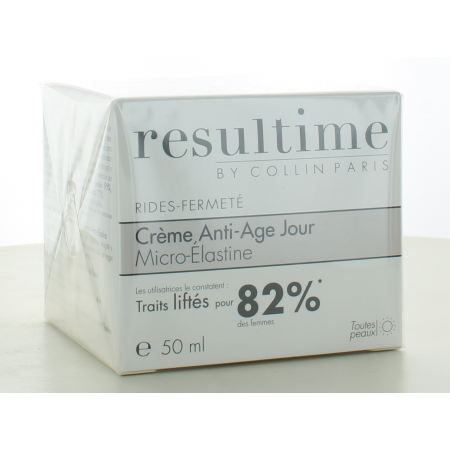 Resultime Crème Anti-âge Jour 50ml