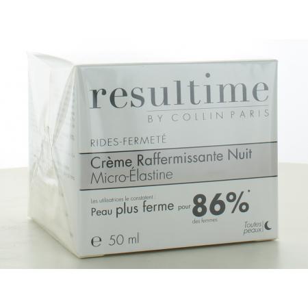 Resultime Crème Raffermissante Nuit 50ml