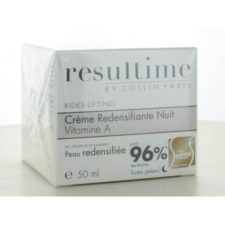 Resultime Crème Redensifiante Nuit 50ml