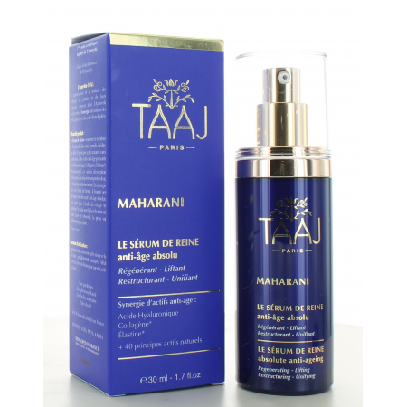 Sérum de Reine Anti-âge Absolu Maharani Taaj 30 ml