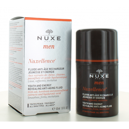 Fluide Anti-âge Nuxellence Nuxe Men 50 ml