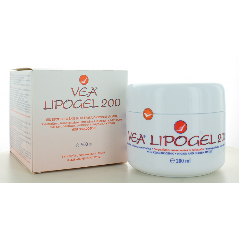 Gel Lipophile Vea Lipogel 200 ml