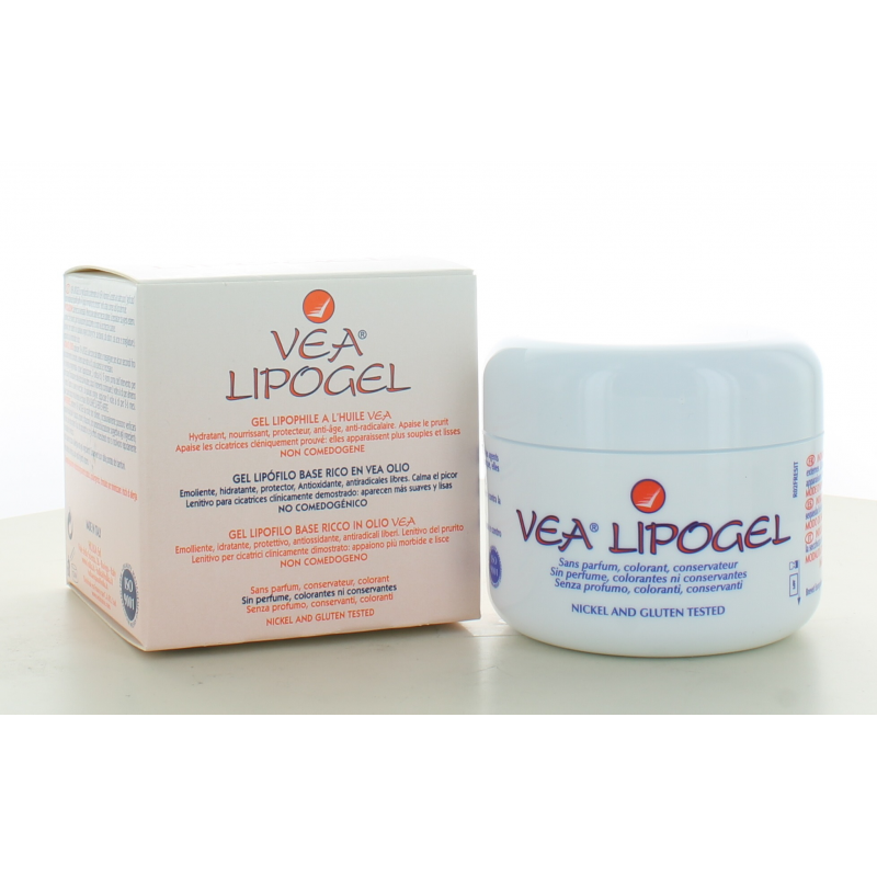 Gel Lipophile Vea Lipogel 50 ml