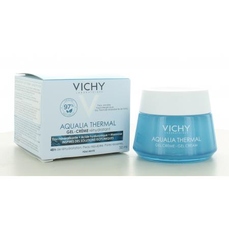 Vichy Aqualia Thermal Gel-crème Réhydratant 50ml
