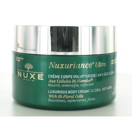 Crème Corps Voluptueuse Nuxuriance Ultra Nuxe 200 ml