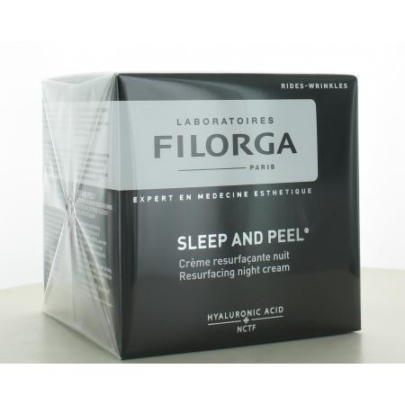 Filorga Sleep and Peel Crème Resurfaçante Nuit 50ml