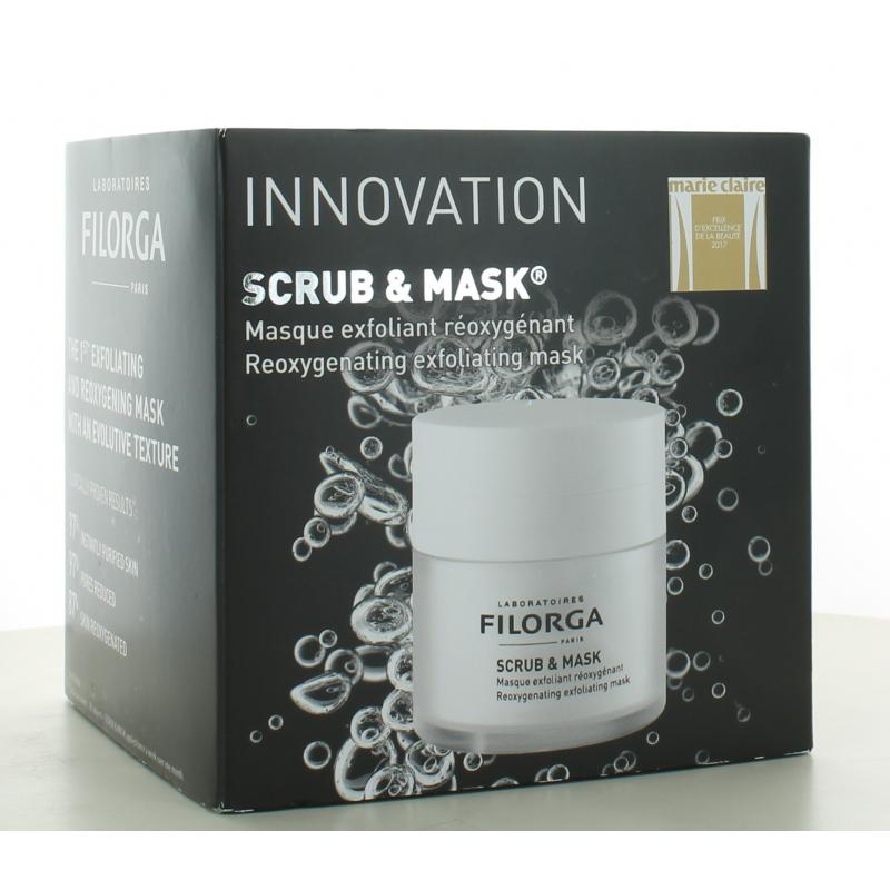 Filorga Scrub & Mask Masque Exfoliant Réoxygénant 55ml