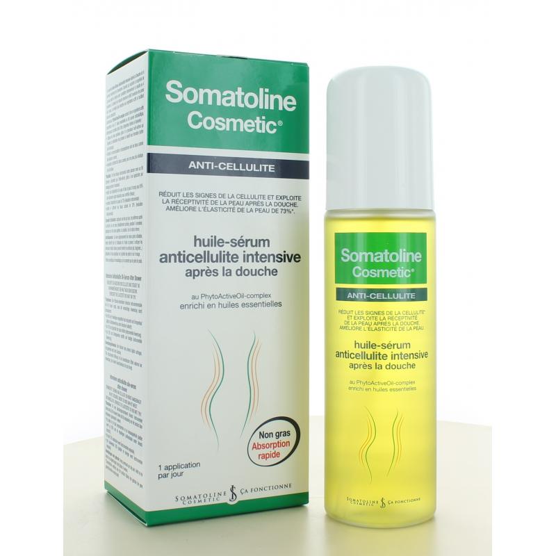 Somatoline Cosmetic Huile-Sérum Anti-Cellulite Intensive 125ml